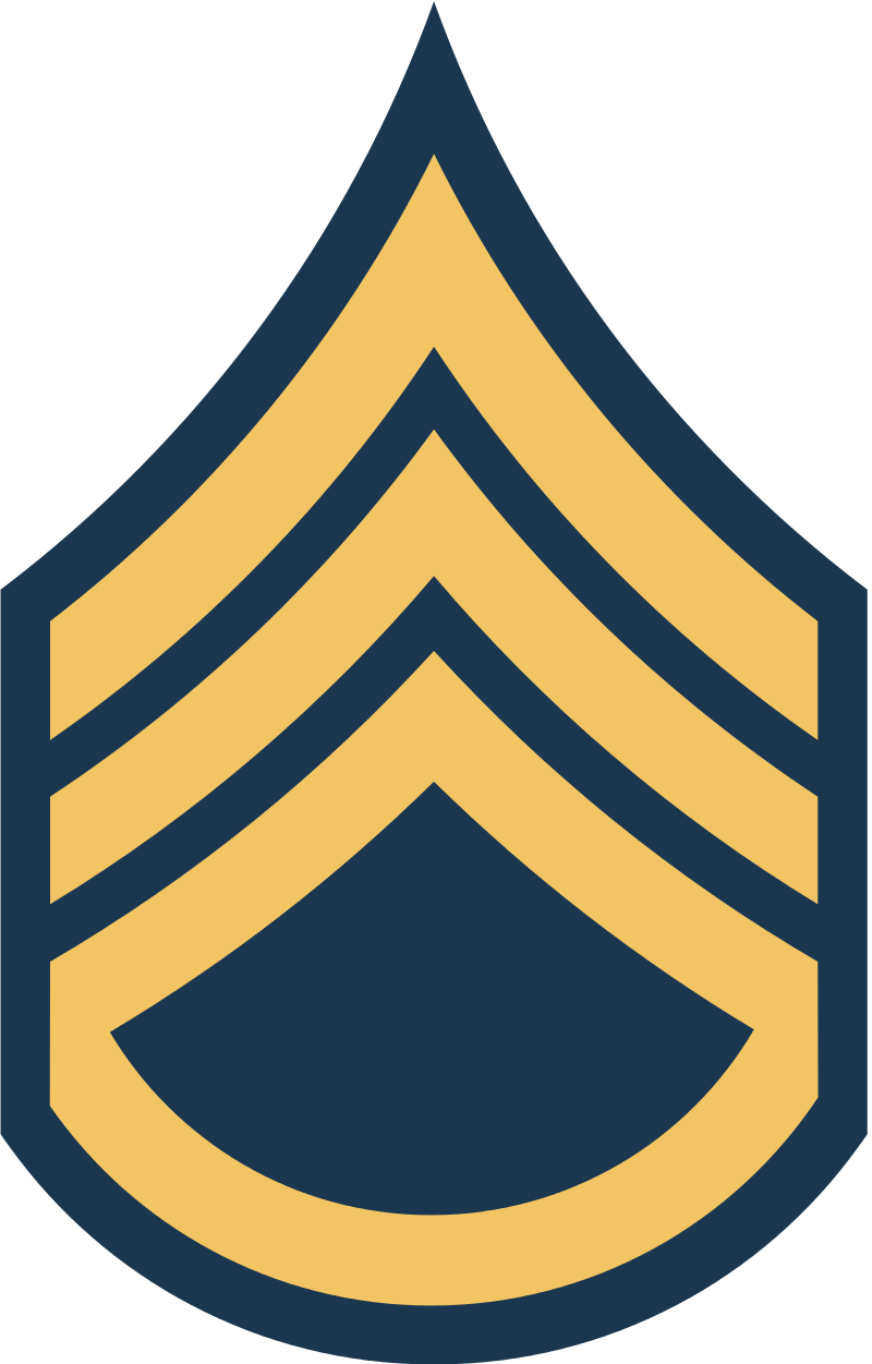 Interesting facts about the rank of sergeant