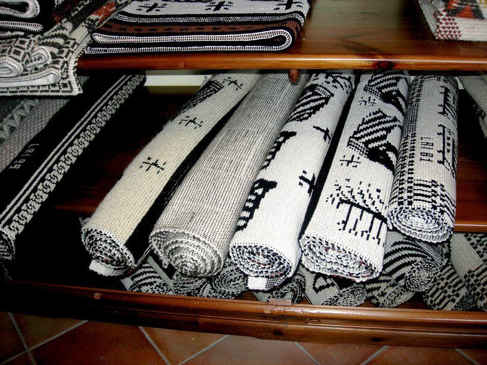 Sardinian Textiles in Ulassai Ogliastra