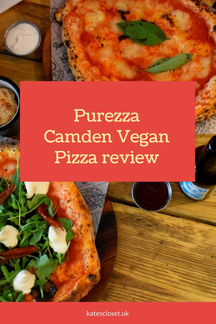 Purezza Camden The Vegan Pizza Restaurant Everyone Wil Love