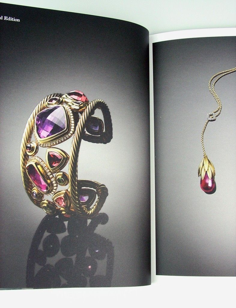 Brand New David Yurman Jewelry Catalog  Pages Booklet  Ebay