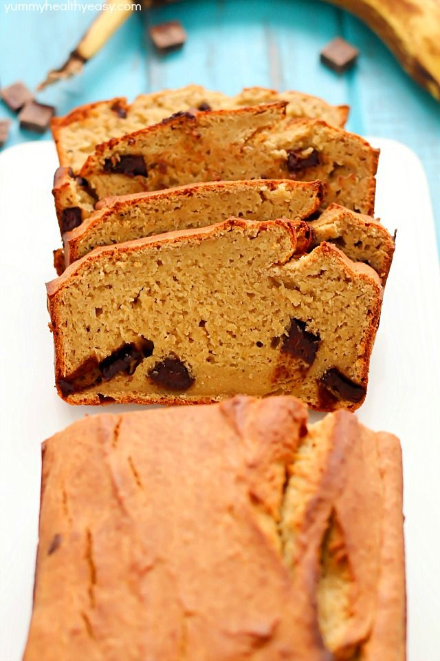 Healthy banana bread recipe made with a secret ingredient and all healthy banana bread recipe made with a secret ingredient and all in the food forumfinder Choice Image