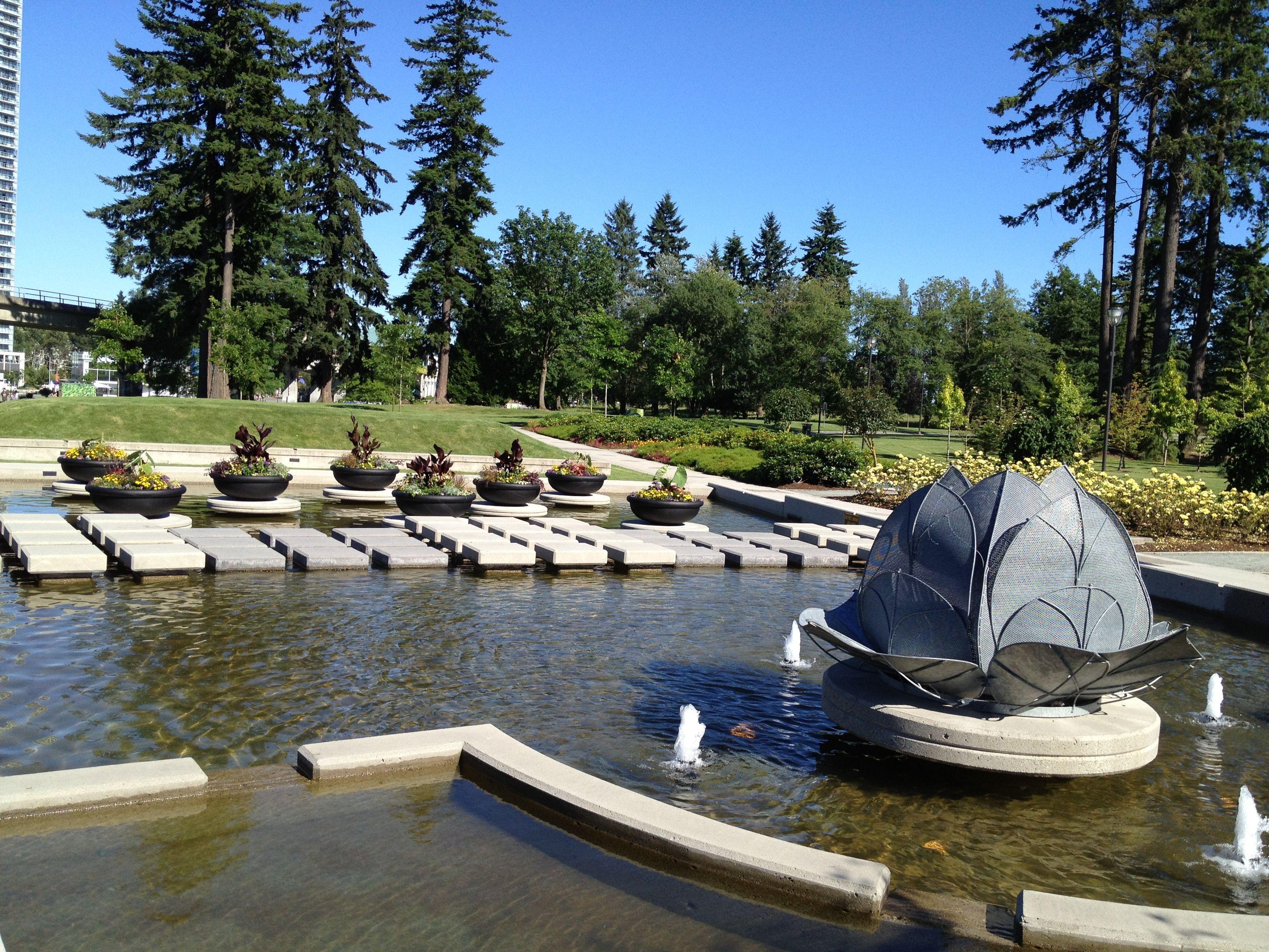 Holland Park in Surrey, BC #beautifulbc #greenspace