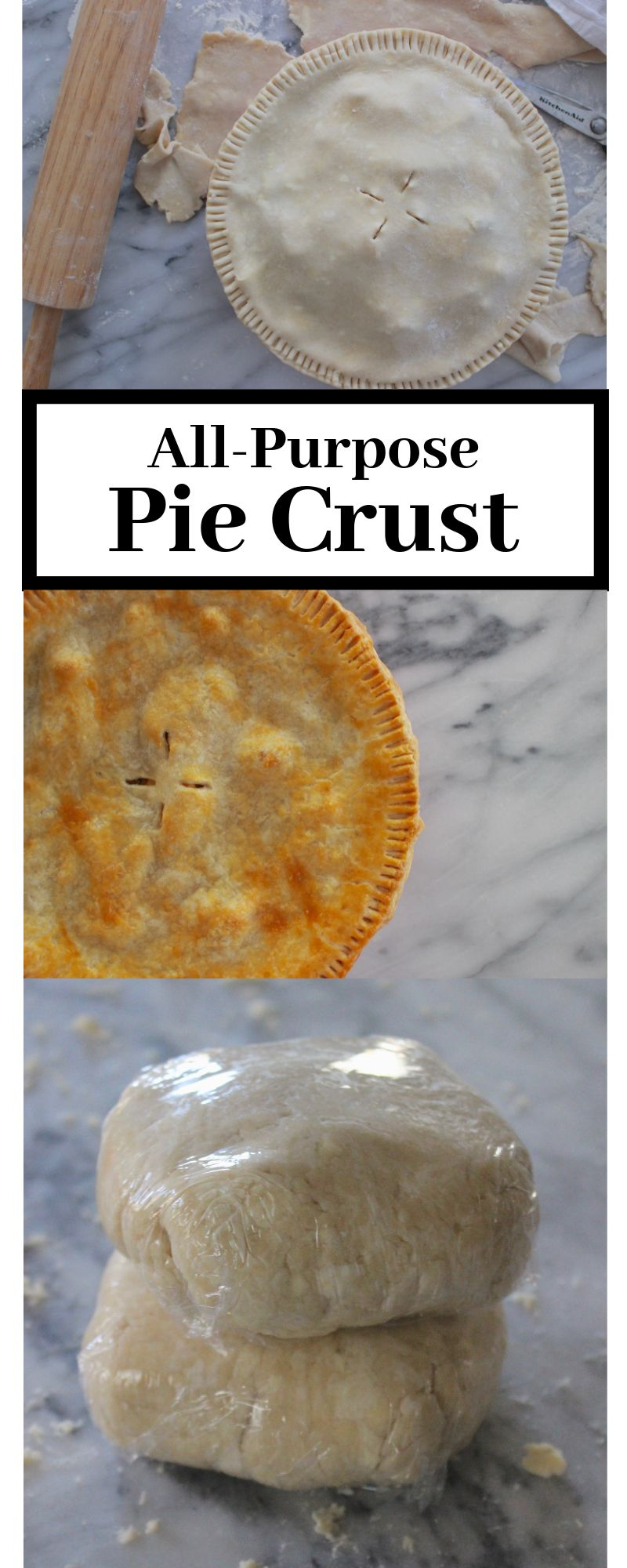 All-Purpose Pie Crust