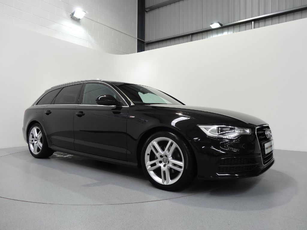 For more images and spec http www simonjamescars co uk audi a6 avant tdi s line 177 in derbyshire 3700301