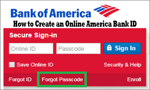 How To Create An Online America Bank Id Online Bank Dsolut Facebook Help Best Bank Business Emails