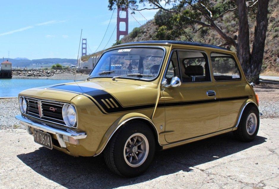 1973 Mini Clubman 1275 GT Mini clubman, Volkswagen jetta