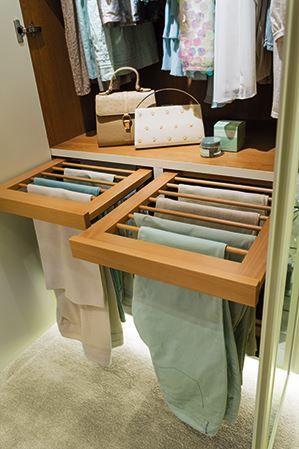 Walk In Wardrobe – Walk In Wardrobe Designs – Neville Johnson // Closet Organization, Home Decoration Ideas