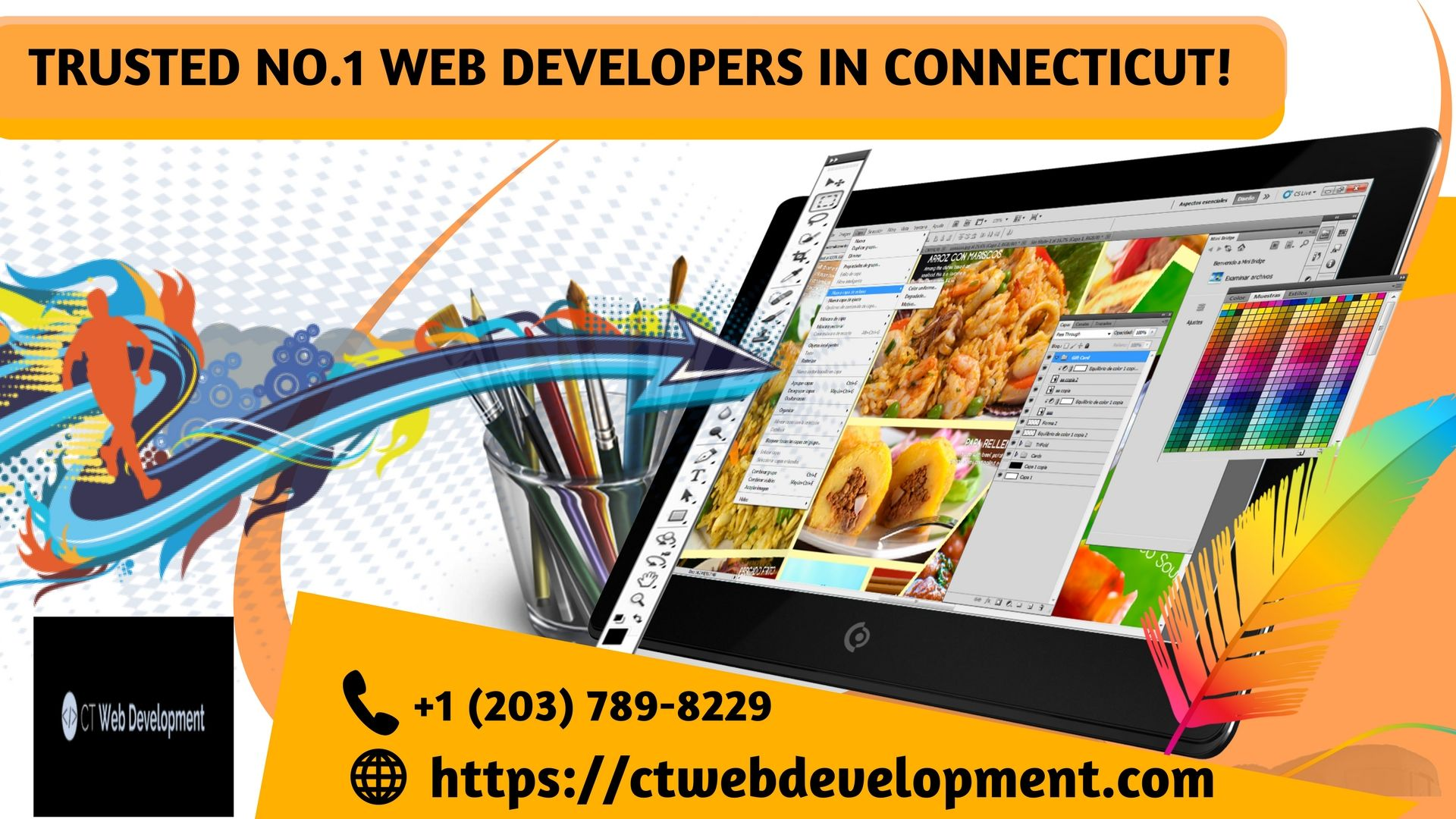 Are You Looking For Trusted Web Developers In Ct Ct Web Development Providing Perfect Web Solutions For All Web Development Online Marketing Agency Web Design