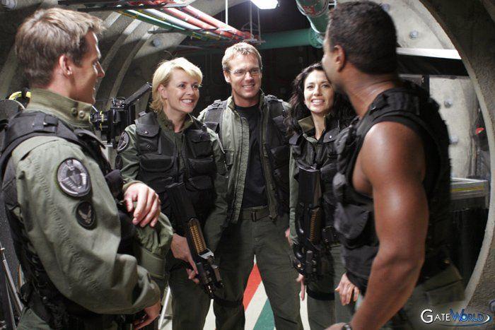 Stargate Burning Series
