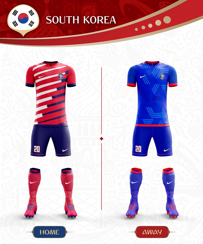 Russia World Cup 2018 On Behance In 2020 Football Shirt Designs Sport Shirt Design Sports Jersey Design