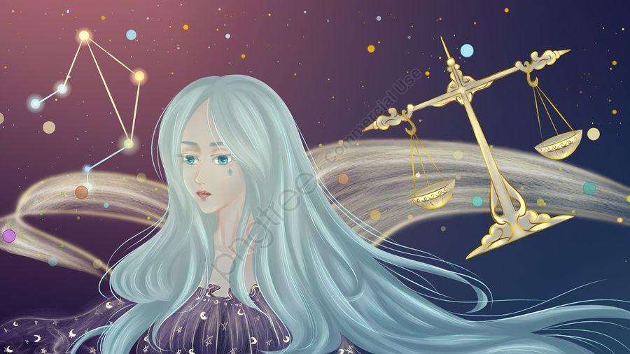 برج الميزان كوكبة الكوكبة اثنا عشر الأبراج برج الميزان جميل صورة توضيحية على Pngtree غير محفوظة الحقوق Constellations Anime Art