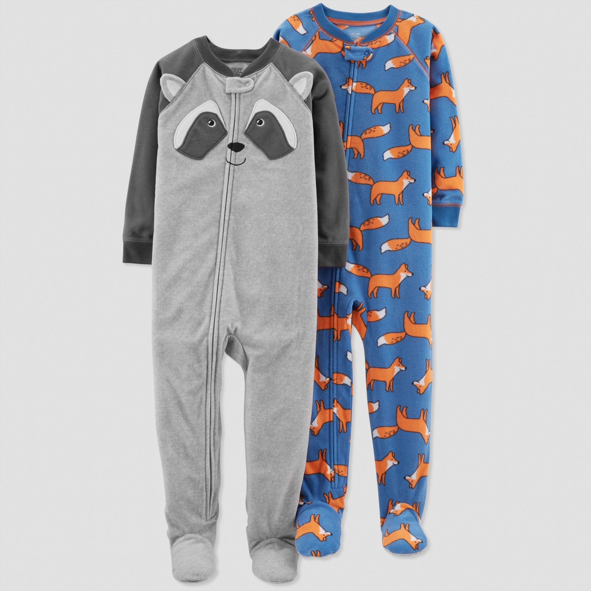 a479c77cac28 Toddler Boys  Raccoon Pajama Set - Just One You made by carter s ...