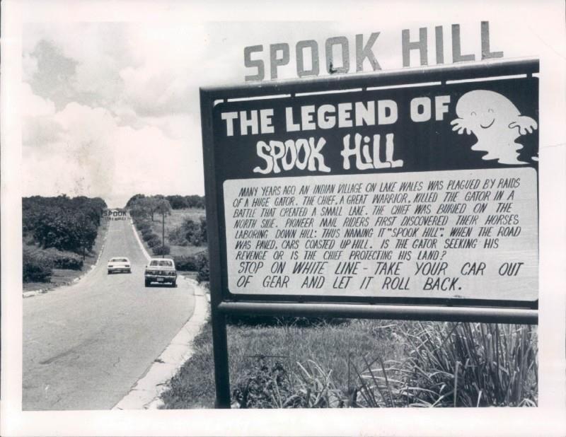 Image result for spook hill florida