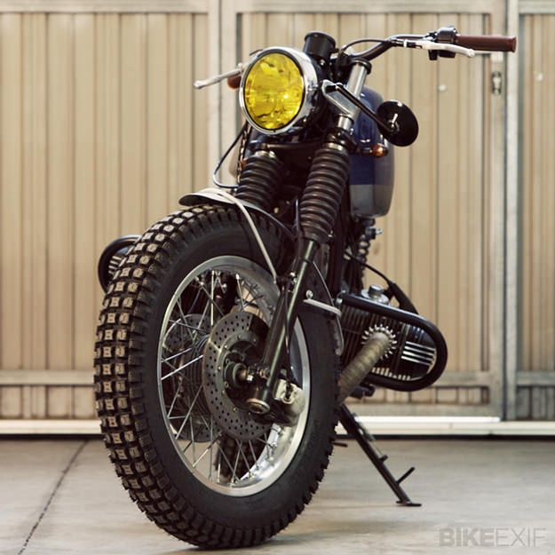 Bmw R100 7 By Cafe Racer Dreams With Images Cafe Racer Bmw