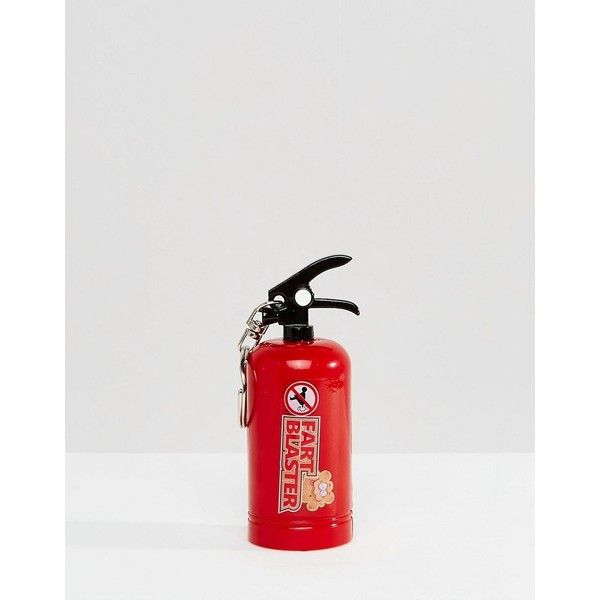 Fart Blaster Keychain (555 RUB) ❤ liked on Polyvore featuring accessories, multi and fob key chain