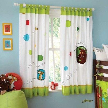 cortinas infantiles azules cortinas azules para nios ...