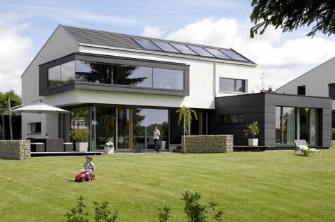 Wettbewerb Haus Des Jahres 2009 Platze 6 Bis 10 Bauhausstil Haus Haus Architektur Haus