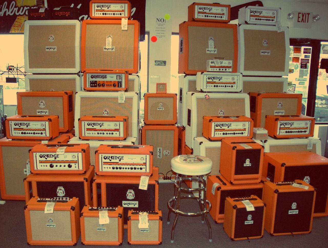 orange amps speaker cabs more everything orange in 2019 orange amps orange. Black Bedroom Furniture Sets. Home Design Ideas