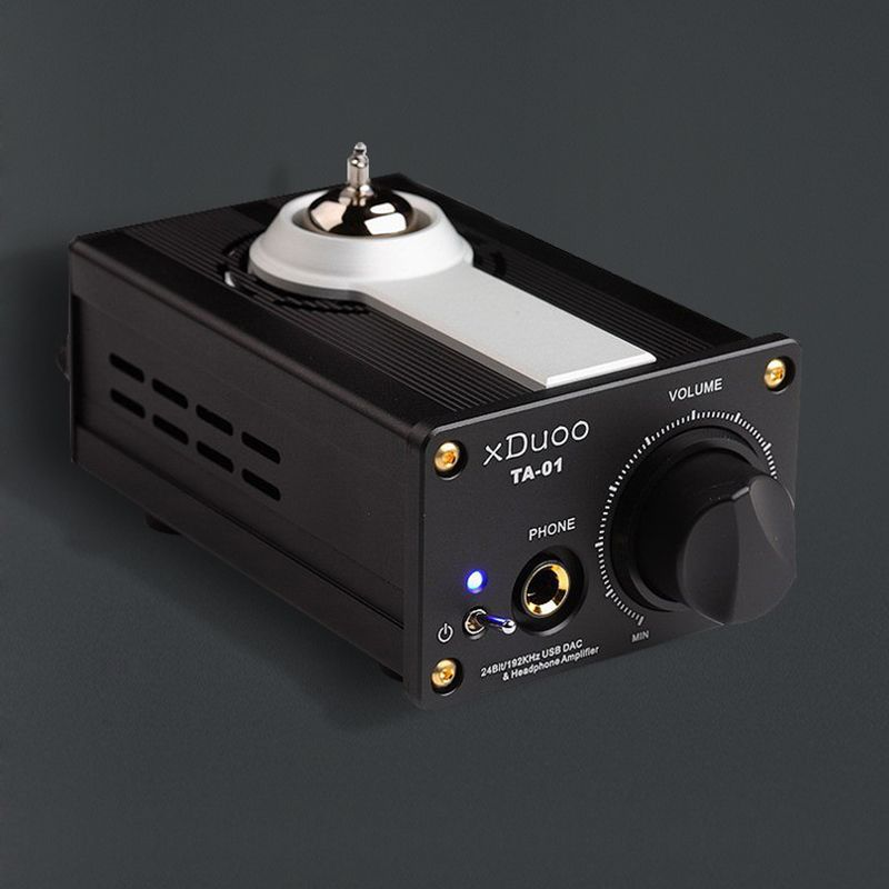 >> Click to Buy << 2015 NEW Xduoo TA-01 HiFi 24 bocado / 192 KHz USB DAC + tubo Headphone tube Amplifier free shipping #Affiliate
