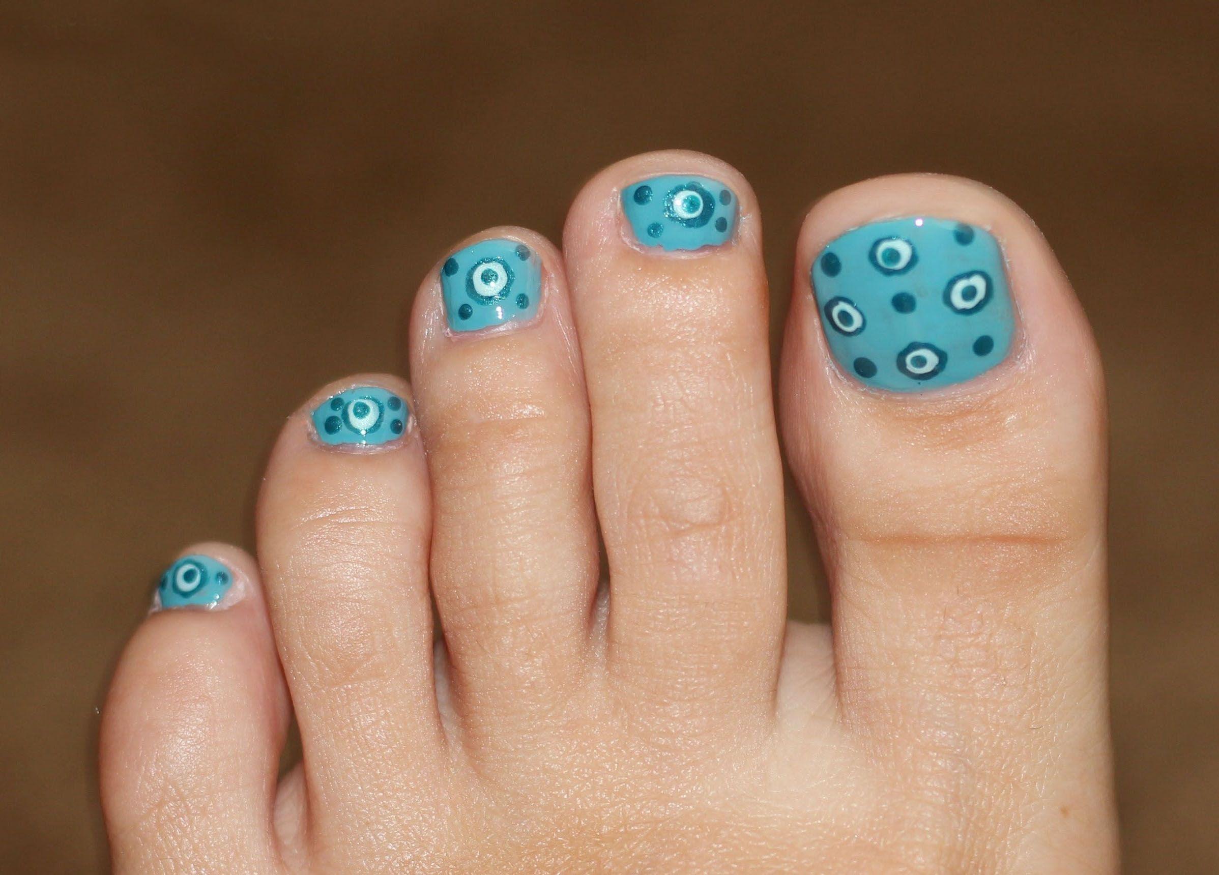 Foot Toe Nail Design For Women Nail Designs Pinterest Toe Nail