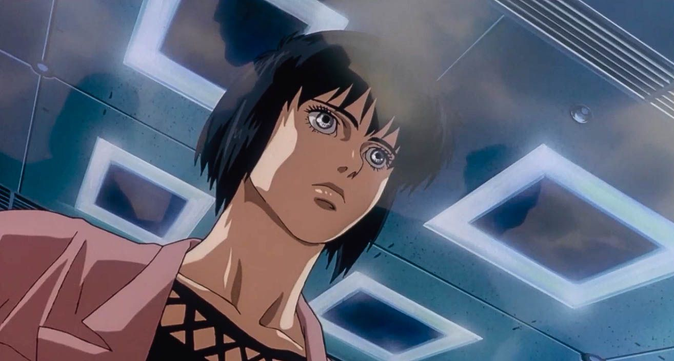 Ghost In The Shell 1995 Anime Wallpaper Anime Anime Movies