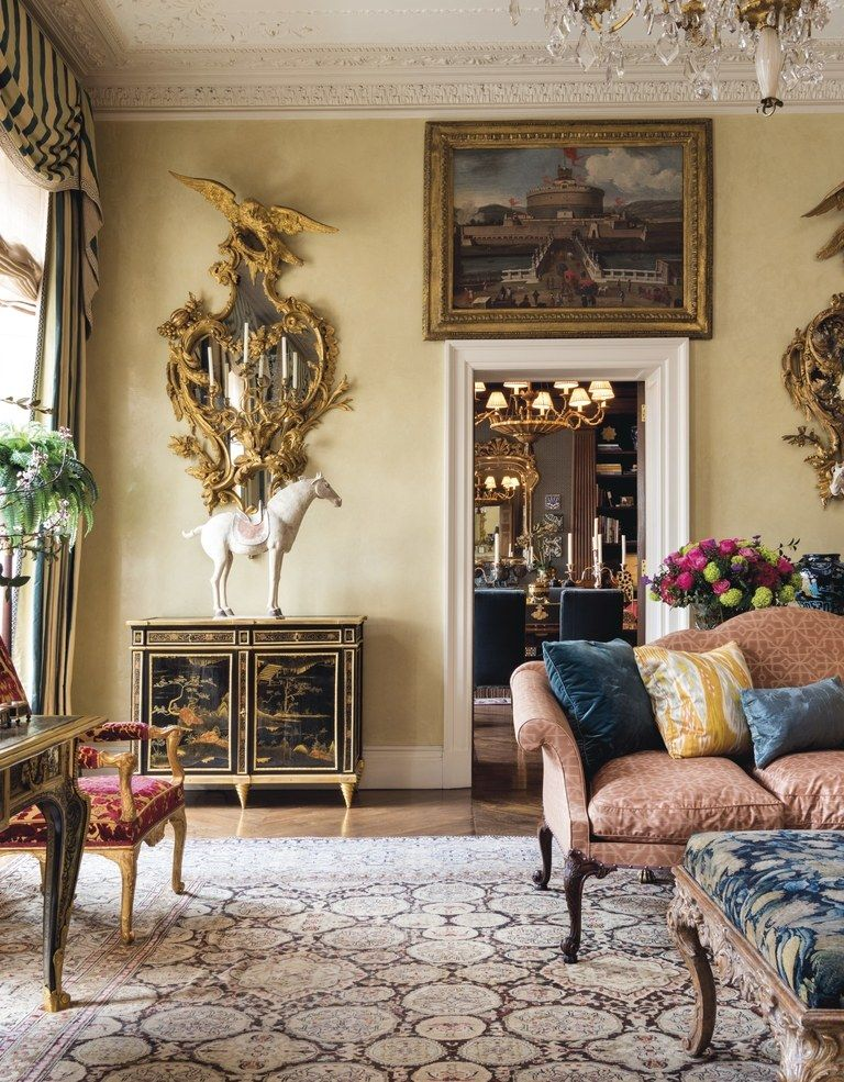 Treasures From 3 Michael S Smith Designed Residences On Sale At Christie S Luxury Home Decor Home Interior Design Home Decor