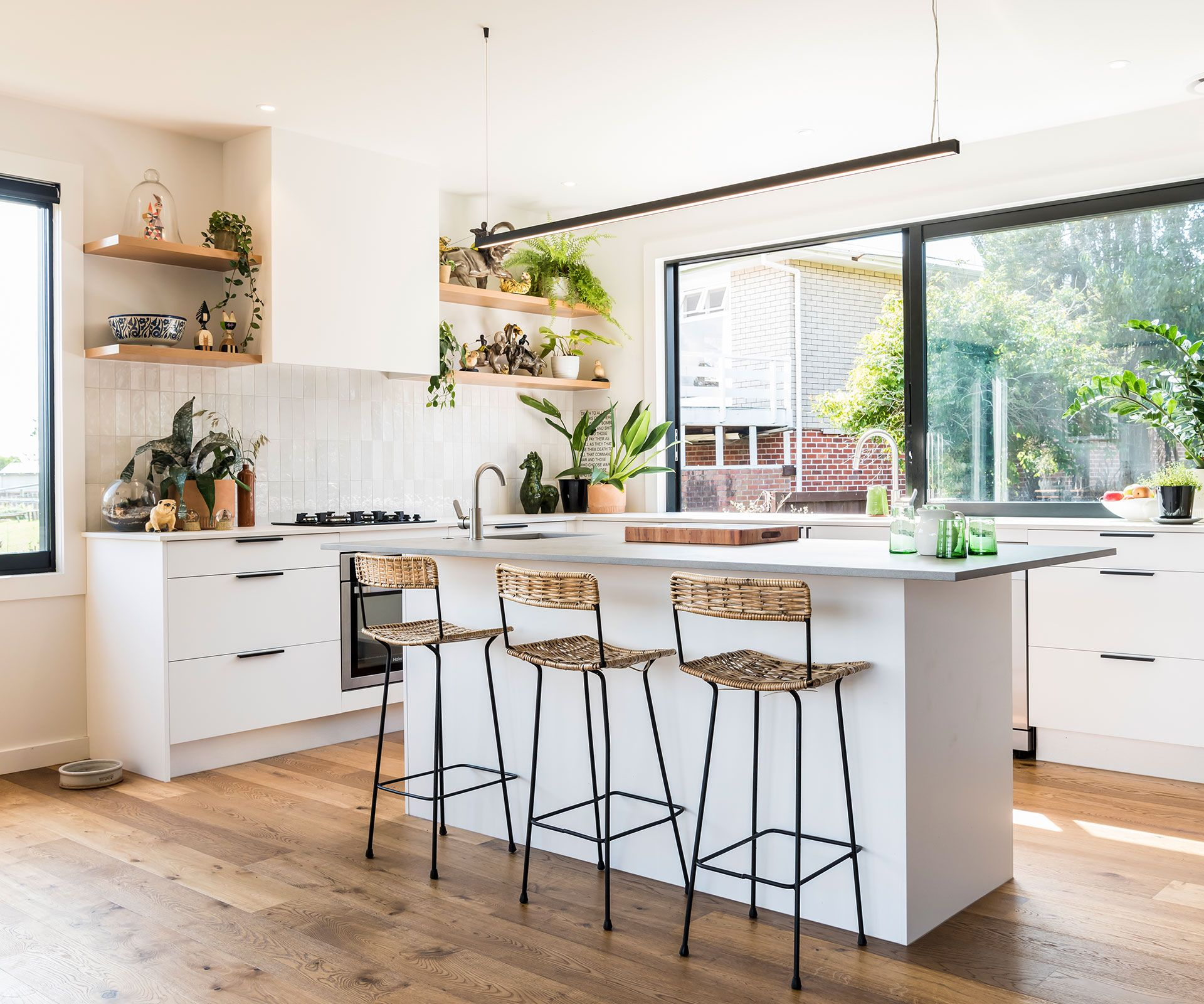 How This Family Built Their First Home On A Small