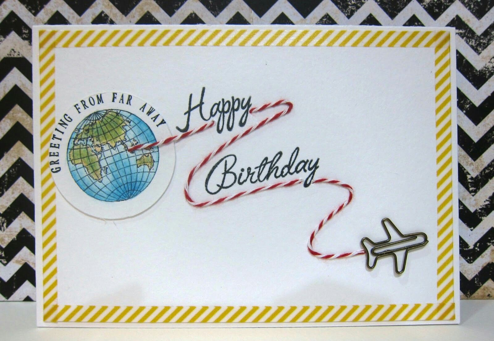 Birthday wishes across the miles happy