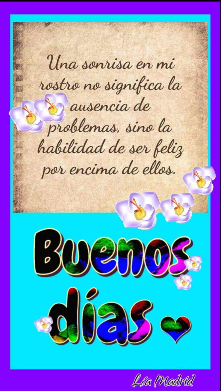 Mensaje Buenos Dias Amor Para Facebook Good Night I Love You Good Morning Good Night Spanish Quotes