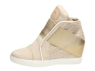 Sneakersy Buty Damskie Strona 21 Allegro Pl Wedge Sneaker High Top Sneakers Top Sneakers