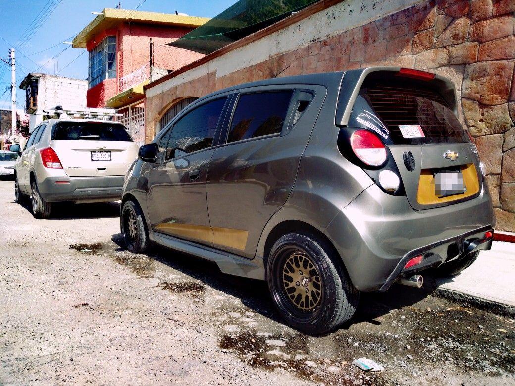 Elcarrito Sparkclubmx Scmx Escuderiahidalgo Spark Chevrolet