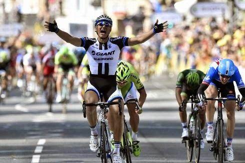 Themunsession The Tour De France 2014 Resumen Etapa 1 Leeds Marcel Kittel Mark Cavendish Tour De France