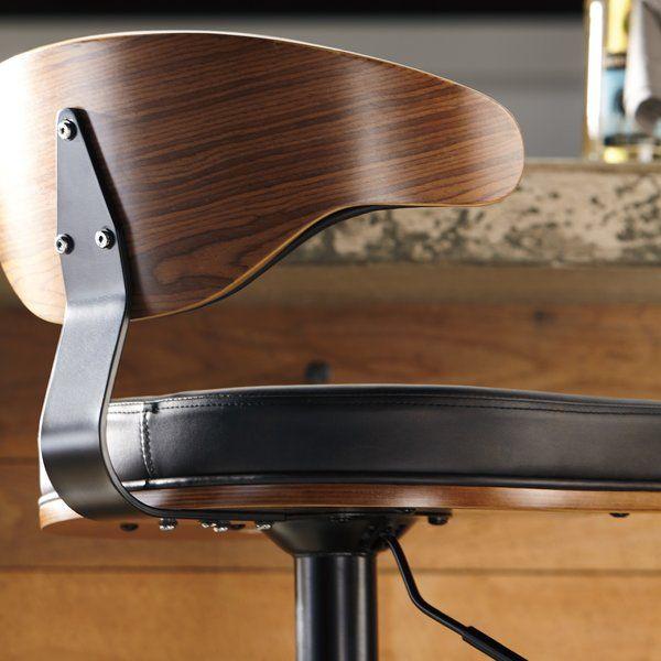 Miraculous Atropos Adjustable Height Swivel Bar Stool In 2019 High Cjindustries Chair Design For Home Cjindustriesco