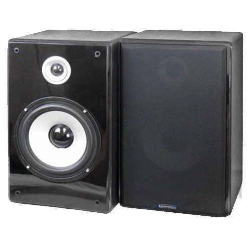 Technical Pro SPH8 Passive Stereo Bookshelf Speaker Pair 150 Watts New By 7399