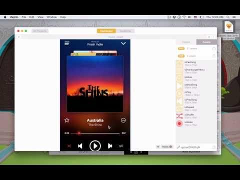 Zeplin | Adobe Fireworks | Adobe fireworks, Ui kit, Sketches
