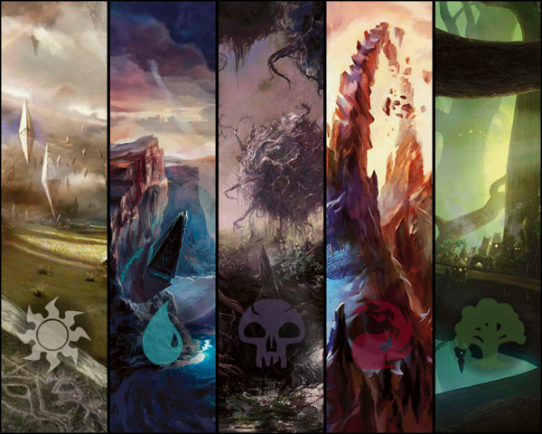 Pin by christian gordon on mtg art magic the gathering the gathering magic art - Magic land wallpaper ...
