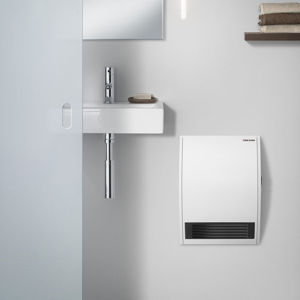 Stiebel Eltron Ck 15e 120volt 1500watts Wall Mounted Electric Fan Heater To Check Out Better For This Item Check Out The With Images Bathroom Heater Amazing Bathrooms