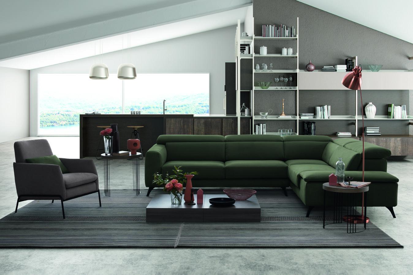 Divani Febal Casa | Awesome Divani E Divani Pesaro Contemporary Home ...
