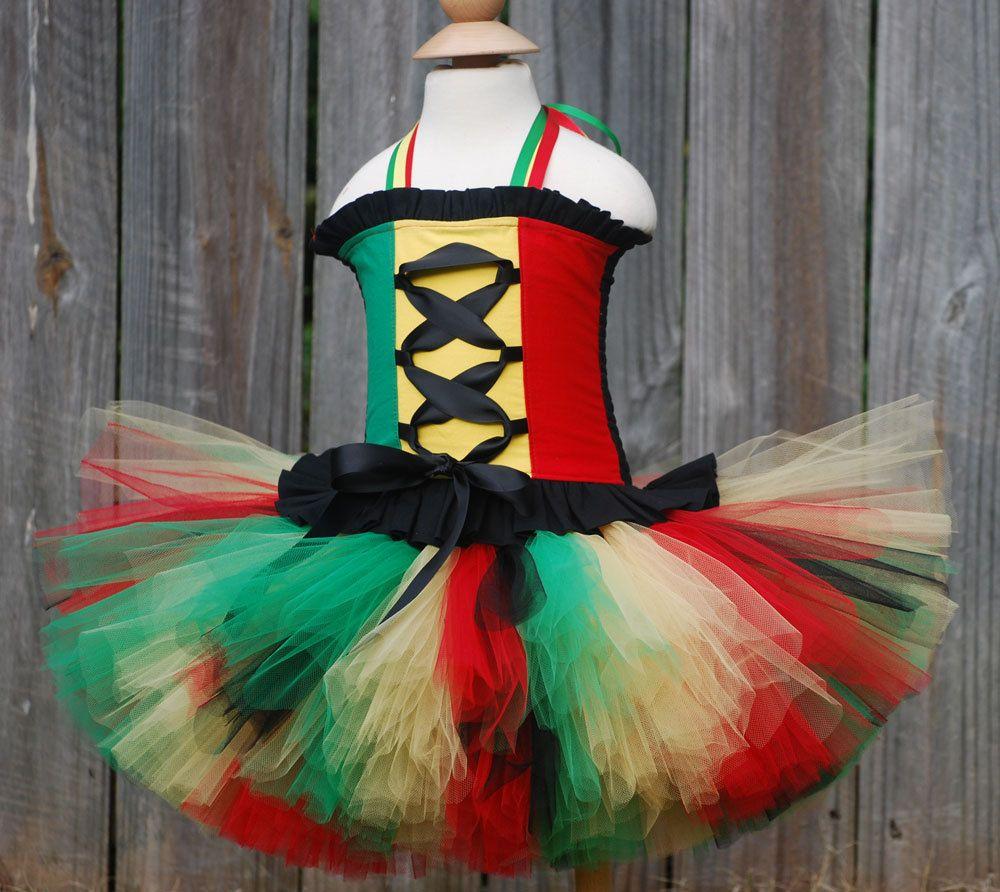 Custom over the top Bob Marley Rasta reggae pageant corset and tutu dress set. 18 & Custom over the top Bob Marley Rasta reggae pageant corset and tutu ...