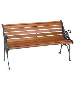 Buy Chelsea 4ft Garden Hardwood Bench At Argos Co Uk Your Online Shop For Garden Benches And Arbours Hardwood Benches Garden Bench Bench