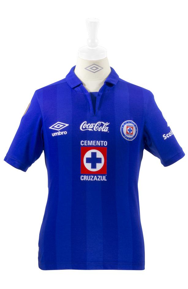 6f5dcacd7 Cruz Azul Umbro Shirts 2013 14