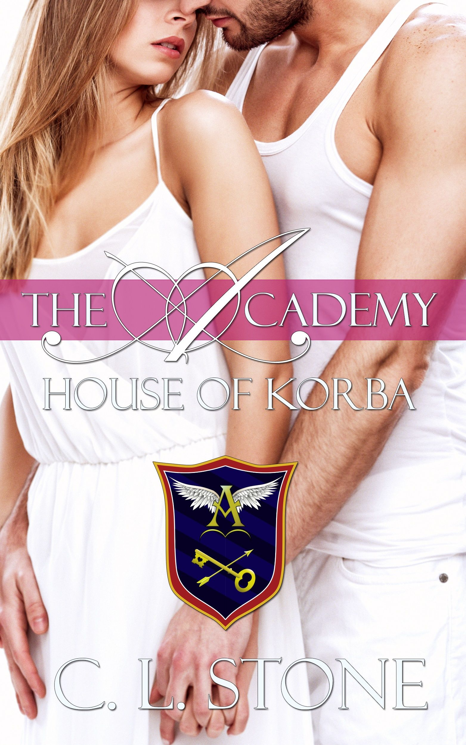 House Of Korba, The Seventh Book In The Academy Ghost Bird Series By Cl  Stone