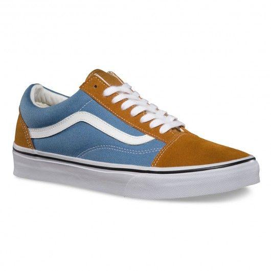VANS Old Skool golden coast chaussures semi-montantes 75,00 ...