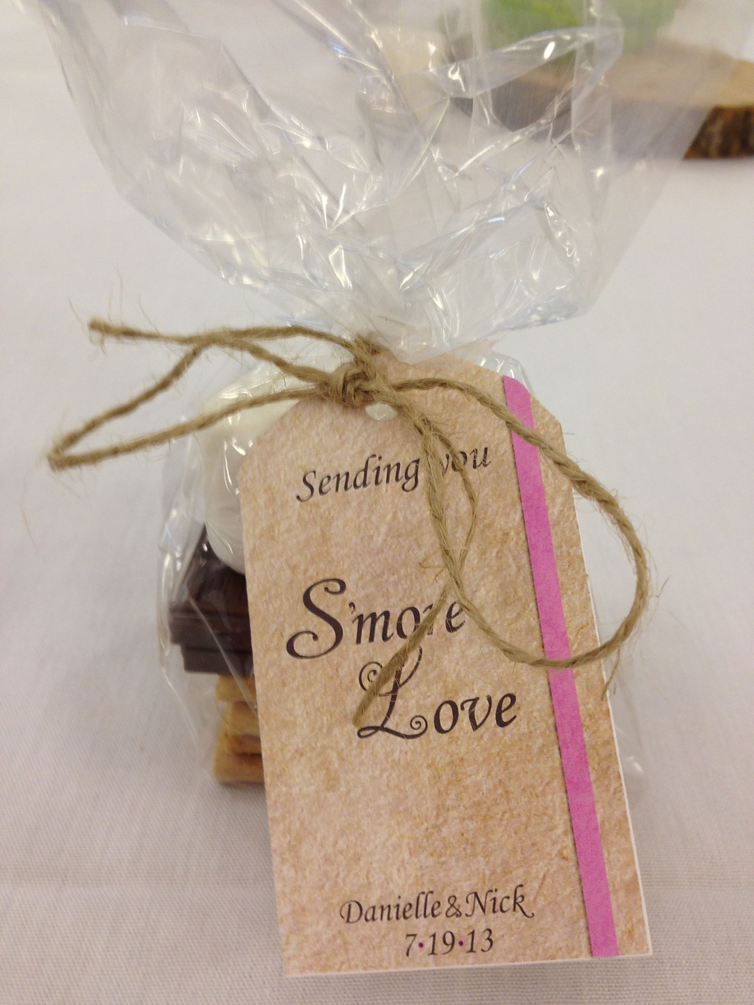 Wedding Favors Rehearsal Night Take Aways Opt Out Of The Standard Chocolate And Use A High End Organic That Has Burnt Orange