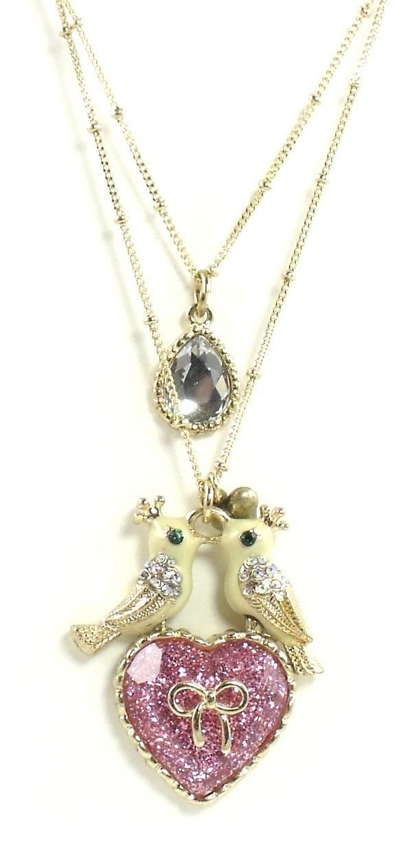 Betsey Johnson Necklace | Jewelry - Necklaces | Pinterest | Betsey ...