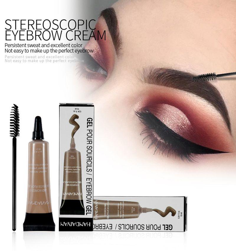 Handanyan eyebrow enhancer makeup henna eyebrow gel 6