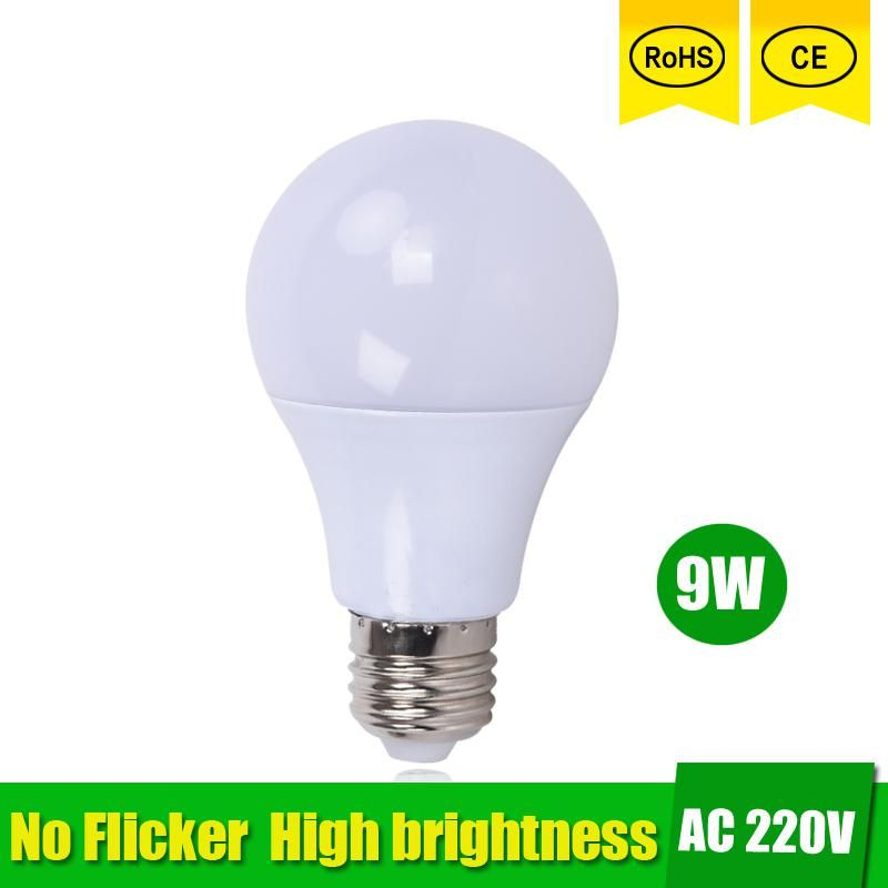 3pcs Led Bulb Lamp E27 9w Led Light 15w 220v 230v 240v Us 5 83 Led Bulb Led Lights Led