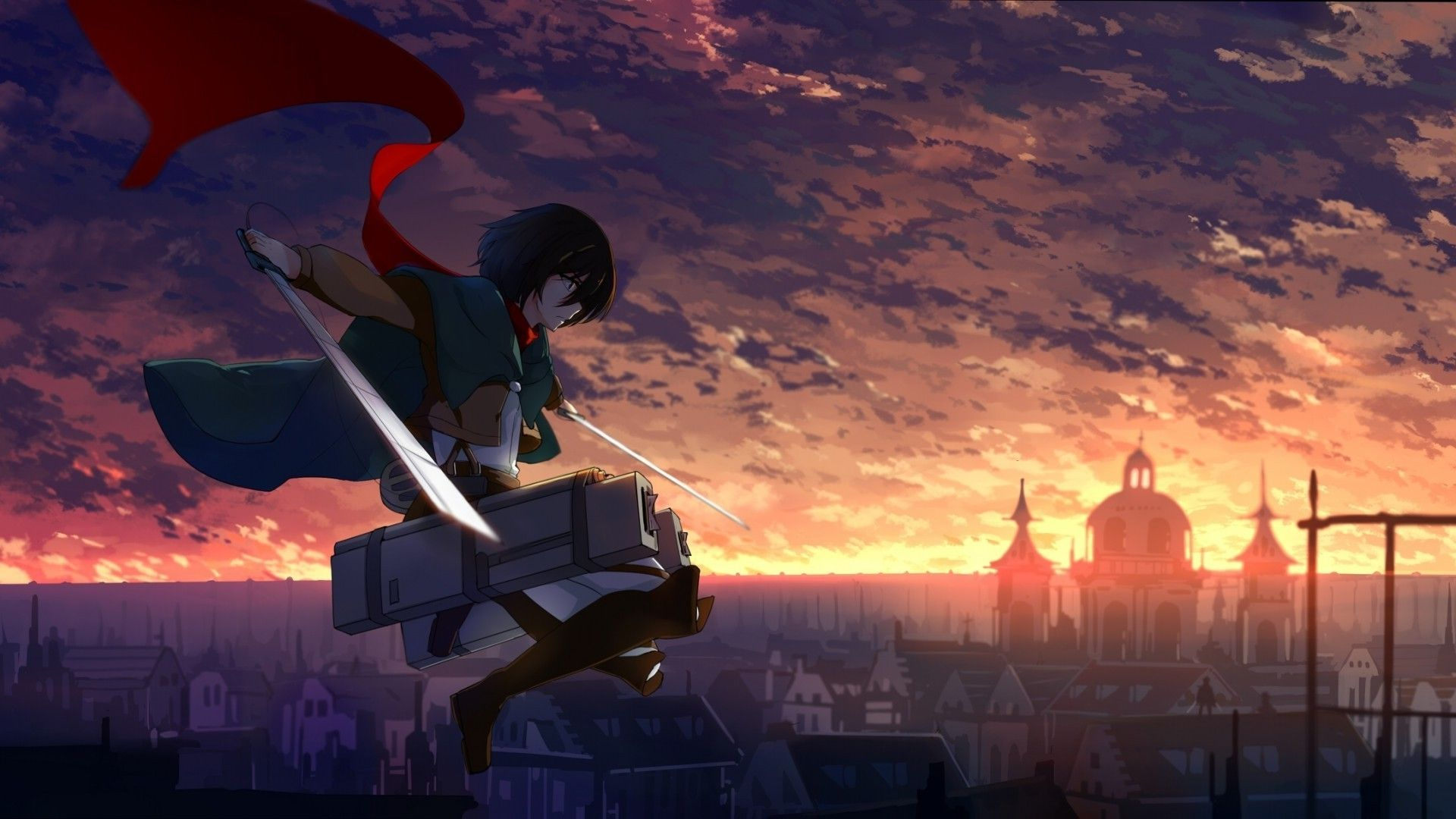 Mikasa Ackerman Wallpaper Sword Art Online Season Mikasa Hd Anime Wallpapers