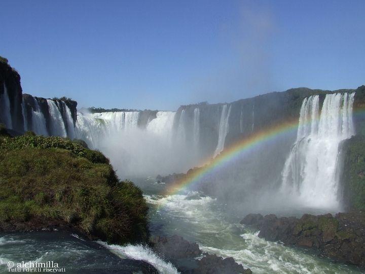 Iguazù falls- Brazil