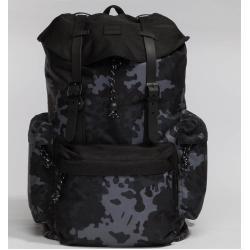 Photo of Urban Classics backpack men, women camo in camouflage Urban Classics